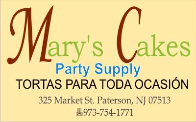 Marys Cakes 400x250