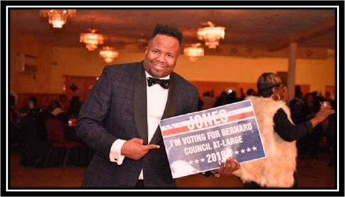 Jones es multado por no presentar informes financieros de campaña en Paterson