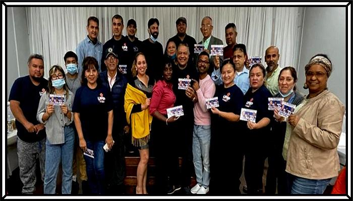 Movimiento endosa Candidatos a Junta de Educación en Paterson